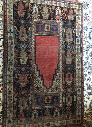 Antique Turkish prayer rug for Sale in McLean, VA