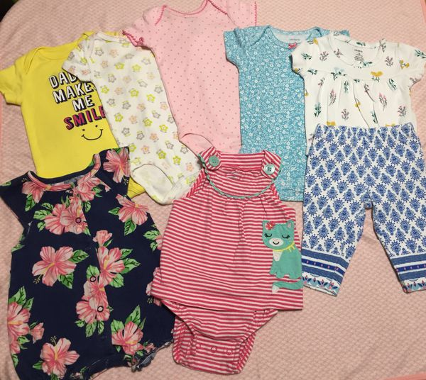 baby girl 3 months carter s clothes baby kids in dallas tx
