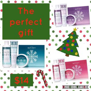 Avon Winter skin so soft set for Sale in Suisun City, CA
