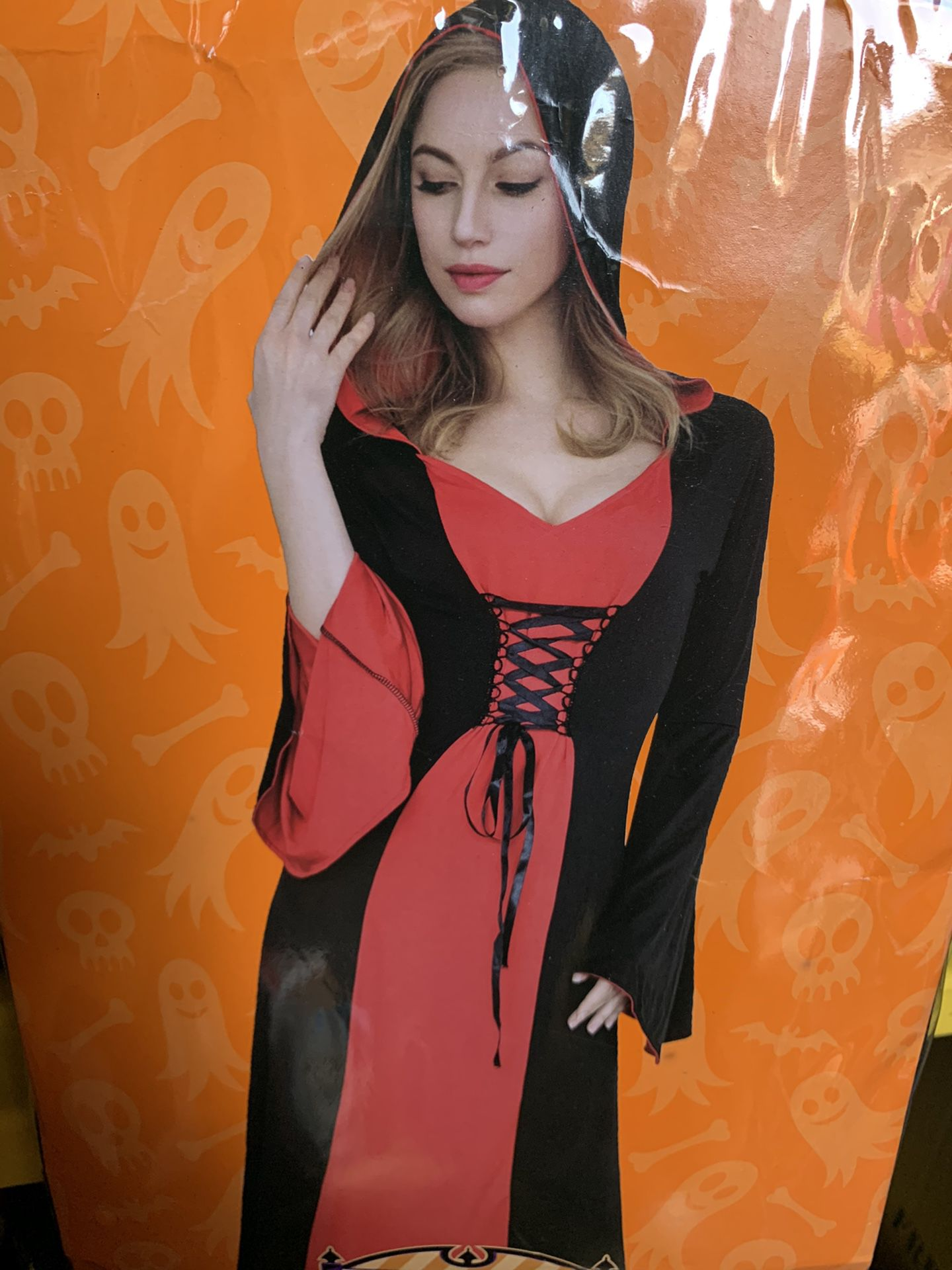 Halloween Sorcerer Costume