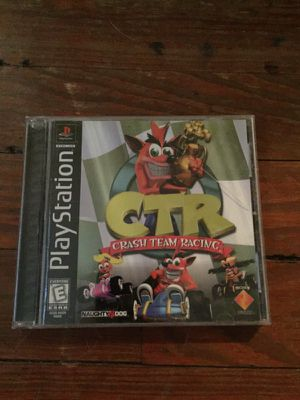CTR crash team racing for Sale in Houston, TX