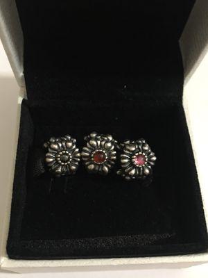 3 Pandora charms for Sale in Alexandria, VA