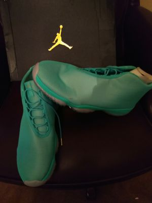 Jordan future hyper jade sz 12 for Sale in Rustburg, VA