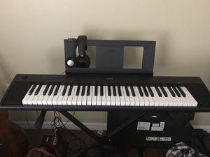 Yamaha Piaggero NP 12 - Keyboard for Sale in Orlando, FL