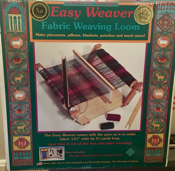 Harrisville Designs Fabric Weaving Loom for Sale in Centreville, VA -  OfferUp