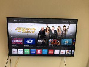 "Vizio 50"" LED Smart TV - 4K UltraHD for Sale in Manassas, VA"