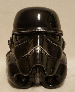 STAR WARS BLACK STORMTROOPER HEAD, PLASTIC for Sale in Scottsdale, AZ