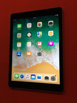 iPad Air 2 black 16gb great condition for Sale in Fairfax, VA