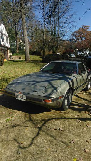 1983 Mazda rx7 le 68000 miles for Sale in Severna Park, MD