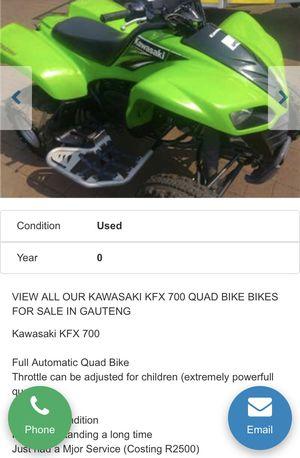Kawasaki 700 Automatic for Sale in Washington, DC