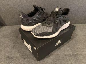 56038282d6b2 Used Adidas Alpha Bounce HPC M Black sz 9.5 Men s for Sale in Clackamas