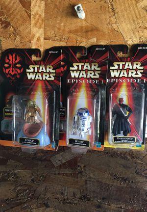Star Wars | Action Figures | Yoda R2-D2 Maul for Sale in Apopka, FL