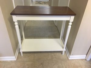 Wooden side table for Sale in Olney, MD