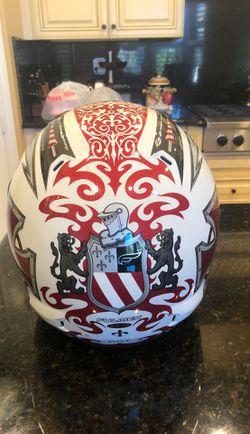 Motorcycle Helmet Fulmer Thumbnail
