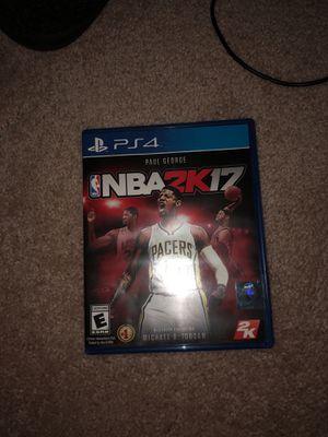 NBA 2K17 for Sale in Potomac Falls, VA