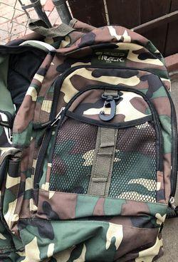 Camp backpack Thumbnail