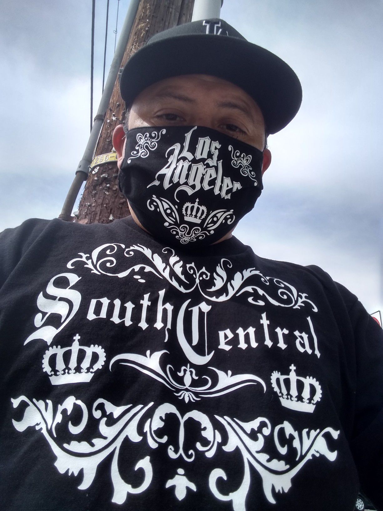 Custome your Mask , letters deaign