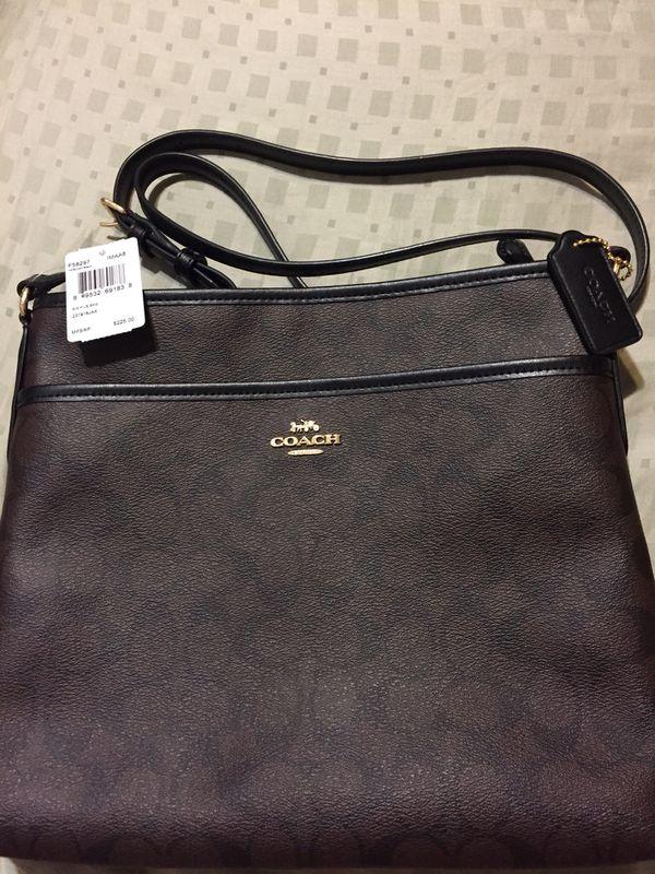 ... switzerland authentic coach purse bnwt for sale in honolulu hi offerup  7934a 16262 060099f5cc58e