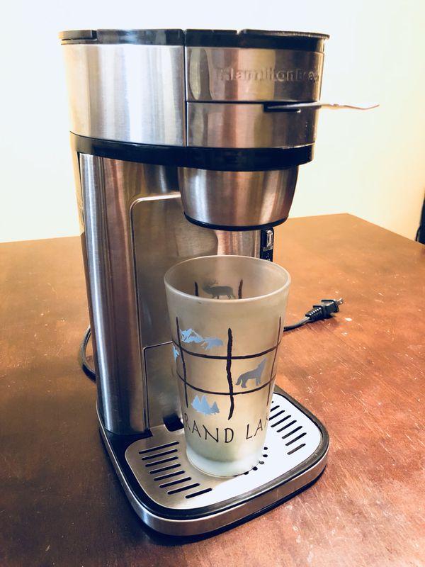 hamilton beach coffee maker instructions