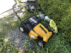 Almost brand new WORX lawn mower for Sale in Aspen Hill, MD