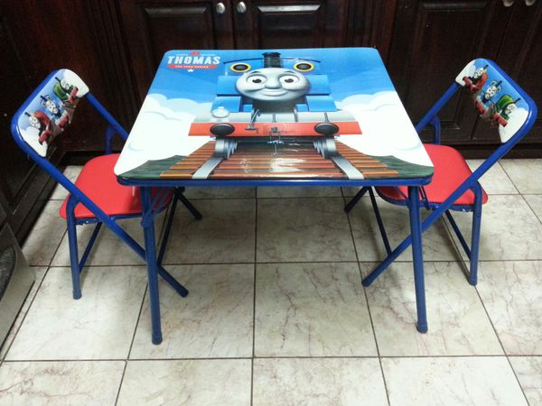 Thomas The Train Table Set Baby Kids In Phoenix Az Offerup