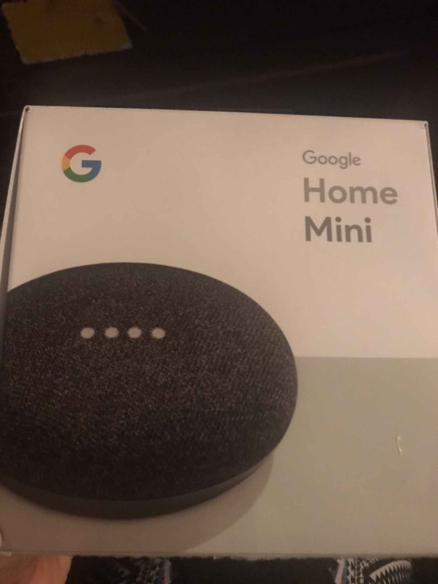 Google Mini Home — Move Out Sale