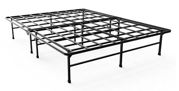 Zinus 14 inch SmartBase Mattress Foundation - Queen for Sale in ...