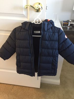 H&M toddler boy's puffer jacket for Sale in Herndon, VA
