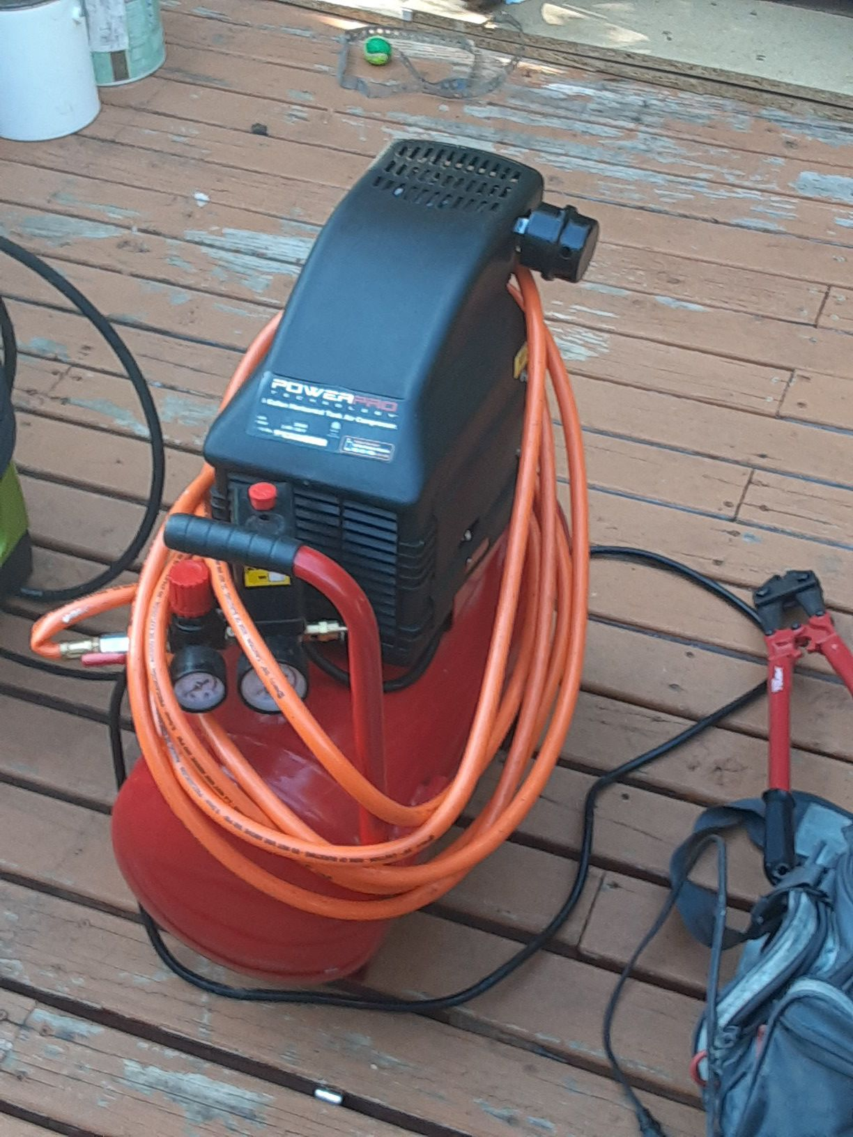 Powerpro air compressor
