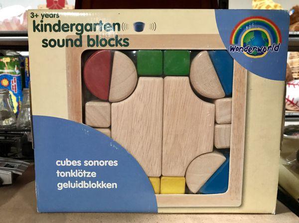 Wonderworld First Sound Blocks Kindergarten For Sale In Fullerton Ca Offerup