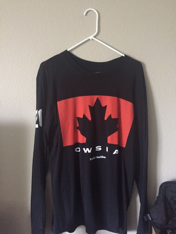 OWSLA x Youth Machine Long Sleeve Tee Size Large for Sale in Chula Vista,  CA - OfferUp