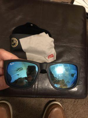 Ray ban Justin sunglasses and Oakley sunglasses for Sale in Farmville, VA