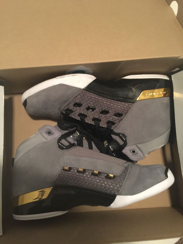 9946d6d3e0bffc Trophy room air Jordan 17 size 10 worn ONCE for Sale in Memphis