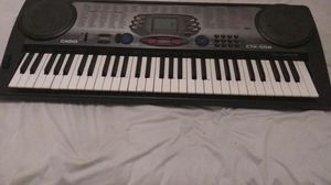 e2820898aa2 Casio 100 Song Bank Keyboard - CTK 558 for Sale in Lake Charles