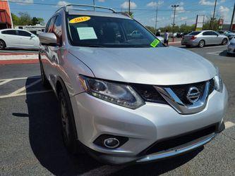 2015 Nissan Rogue Thumbnail