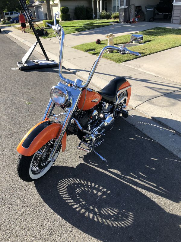 1998 Heritage Softail For Sale In Modesto Ca Offerup