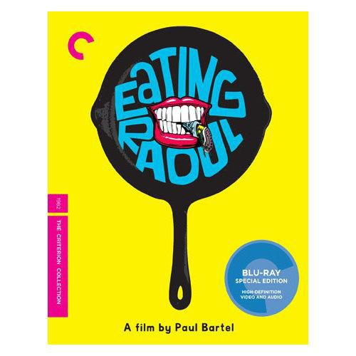 CRITERION DISTRIBUTION S EATING RAOUL (BLU RAY) BRCC2179