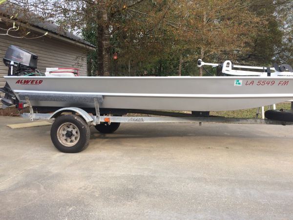 1442 Alweld Boat