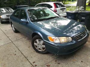 2001 Toyota Camry excellent condition for Sale in Hyattsville, MD