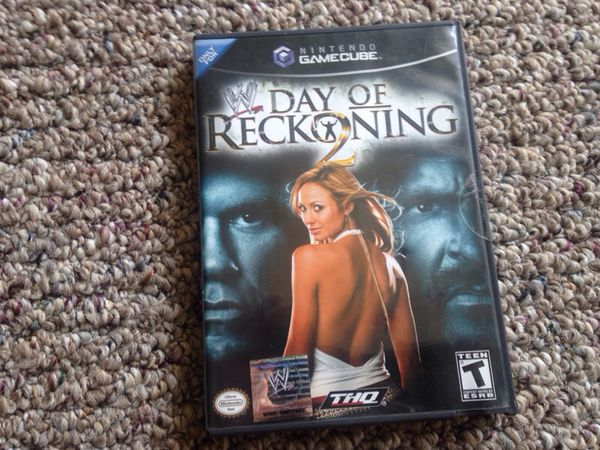 WWE Day Of Reckoning 2 for Sale in DeKalb, IL - OfferUp