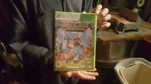 Mine craft for Xbox 360 for Sale in Seattle, WA