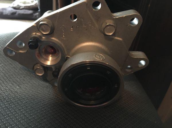 4 Wheel Drive Drive Actuator Housing New Dormon Auto Parts In Las