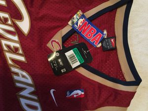 Brand new LeBron James jersey never worn for Sale in Manassas, VA