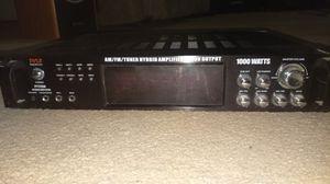 Pyle 1000 watt amp for Sale in Denver, CO