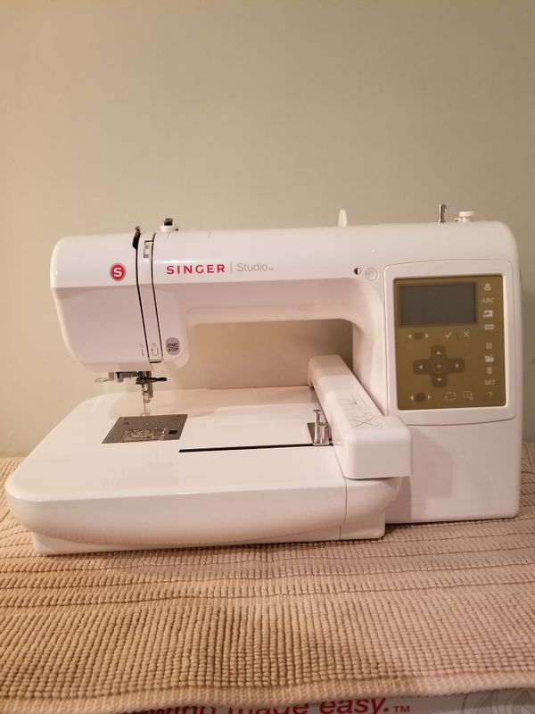 Singer Studio S10 Embroidery Machine For Sale In Nashville Tn Offerup