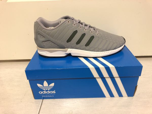 quality design da82c 61dbd NEW adidas ZX Flux Xeno Silver for Sale in Sierra Madre, CA - OfferUp