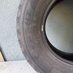 265 70 R17 tires 2 each Thumbnail