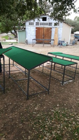 Metal works any type,art,mirrors,tables,etc. for Sale in Fallbrook, CA