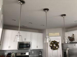 Edison bulb light fixtures for Sale in Chesapeake, VA