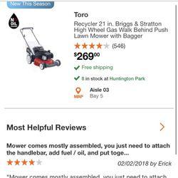 Lawn Mower I   Thumbnail